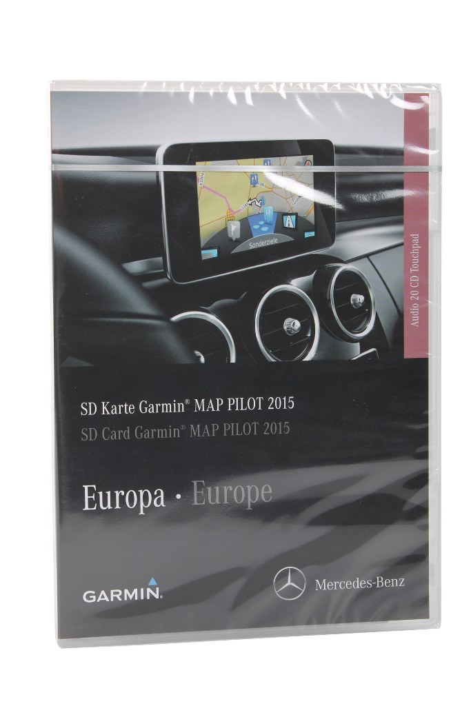 original garmin map pilot sd karte 2015 europa. Black Bedroom Furniture Sets. Home Design Ideas
