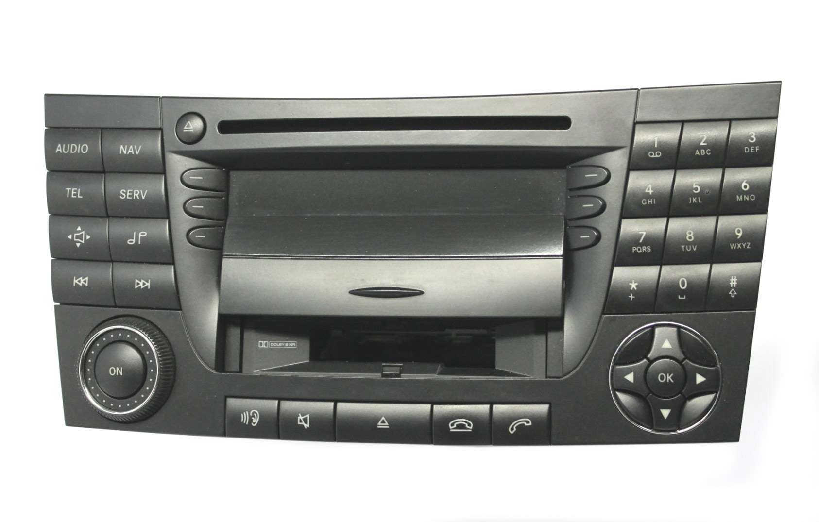 mercedes benz navigationssystem audio 50 aps a2118200679 navi ntg 1 cd telefon ebay. Black Bedroom Furniture Sets. Home Design Ideas