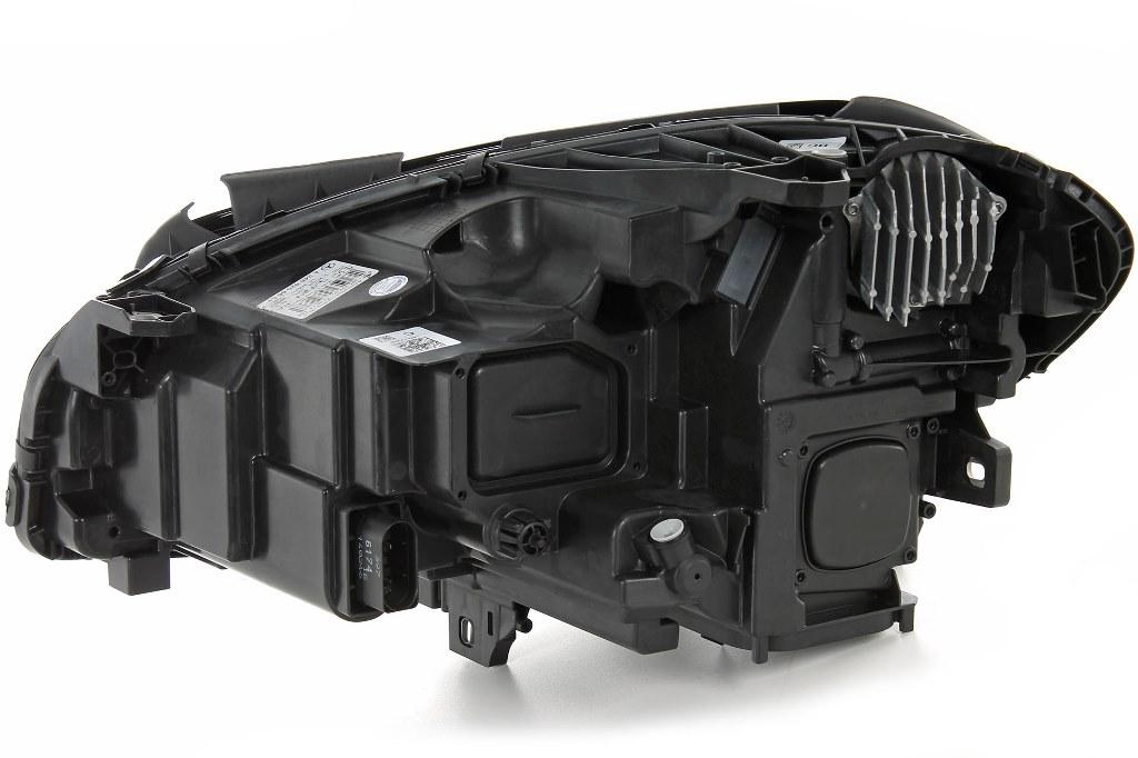 mercedes benz original b klasse w246 led scheinwerfer. Black Bedroom Furniture Sets. Home Design Ideas