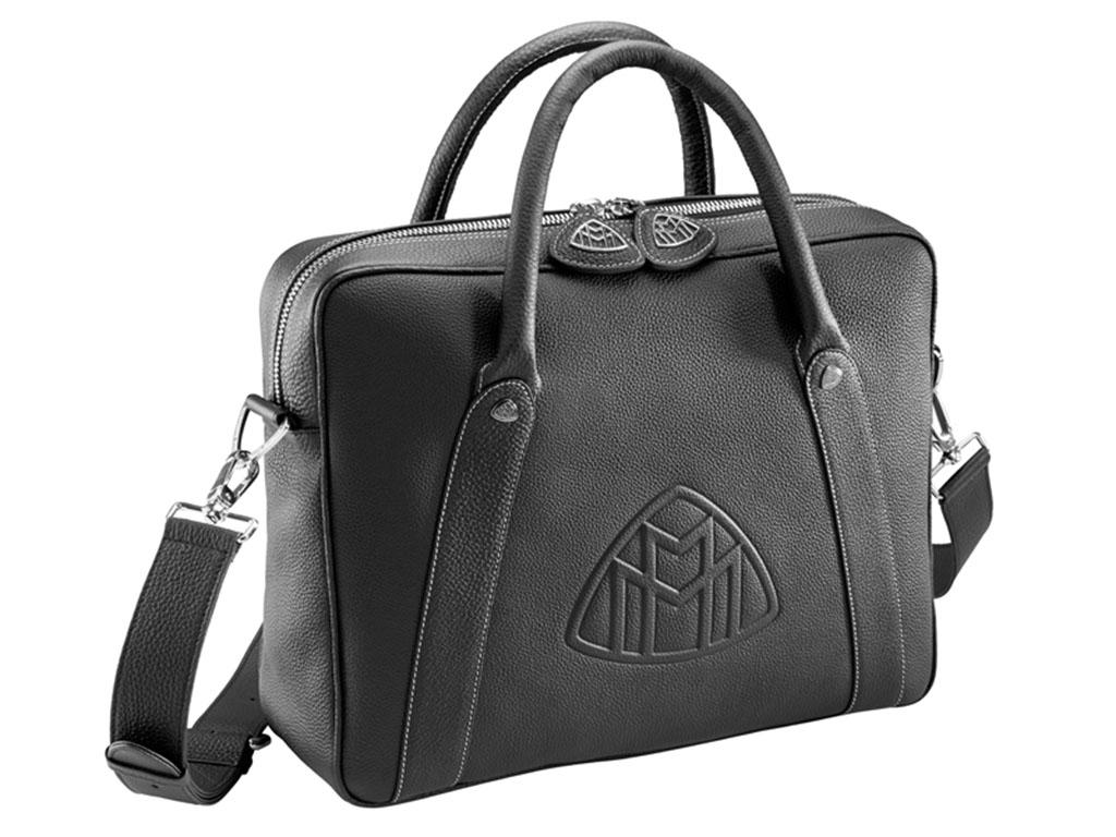 mercedes benz original businesstasche maybach tasche reise. Black Bedroom Furniture Sets. Home Design Ideas