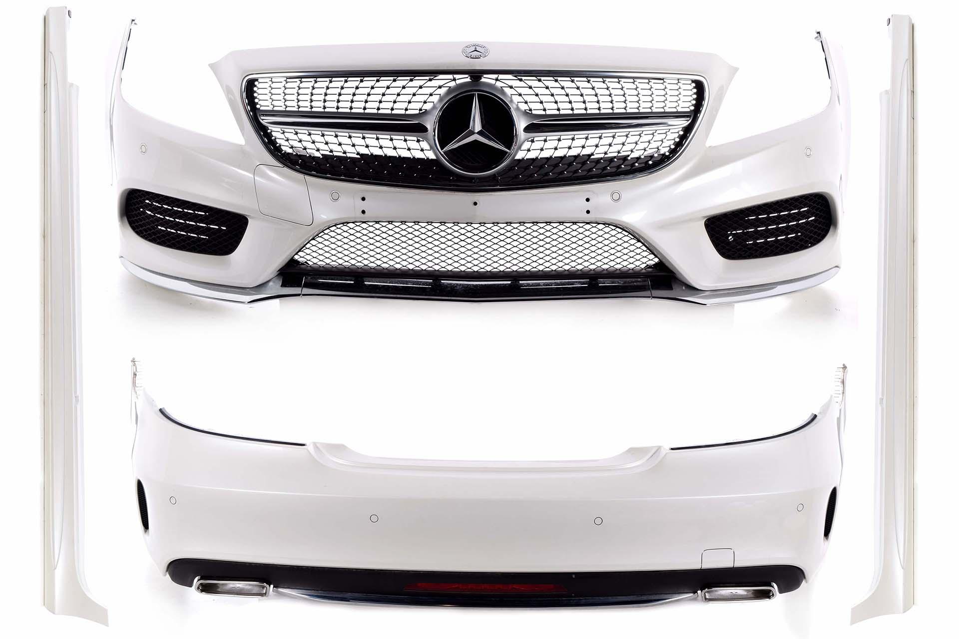 Mercedes-Benz original CLS Coupe 218 AMG Styling Teilepaket ...