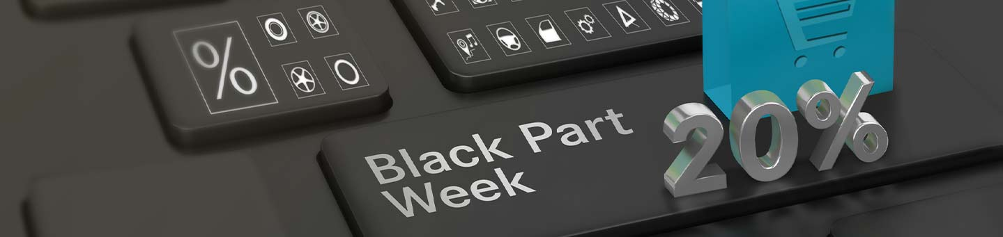 Black Part Sale / Week - Header PC - Desktop
