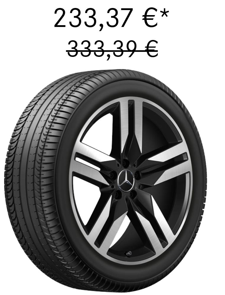 Radsatz GLC 253