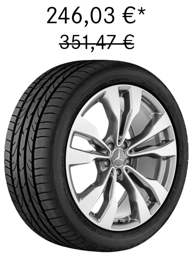 Radsatz GLE 292