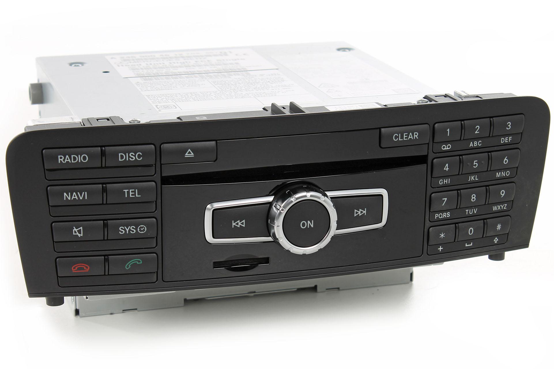 mercedes benz original radio comand dvd aps navi a klasse. Black Bedroom Furniture Sets. Home Design Ideas